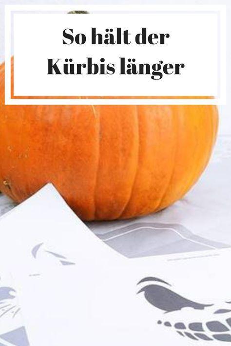 Halloween Kürbis schnitzen: Tipps & Tricks | Halloween ...
