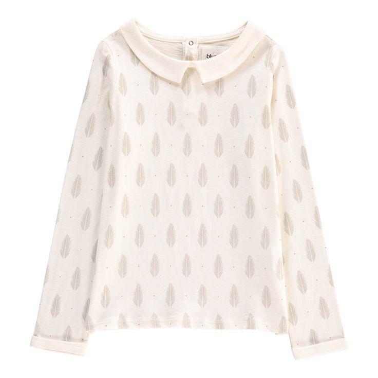 Luftiges T-Shirt Blune Kids Baby Kind- Große Auswahl an Mode auf Smallable, dem Family Concept Store – Über 600Marken.