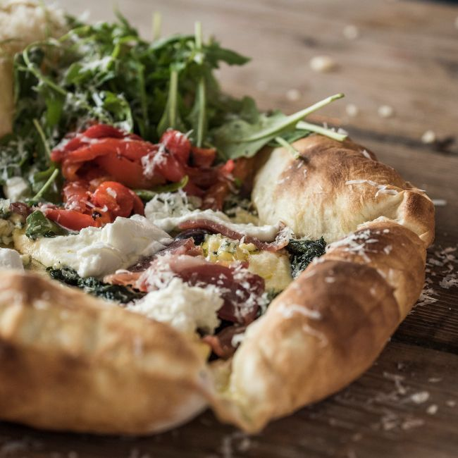 Neighborhood Organic Pizza