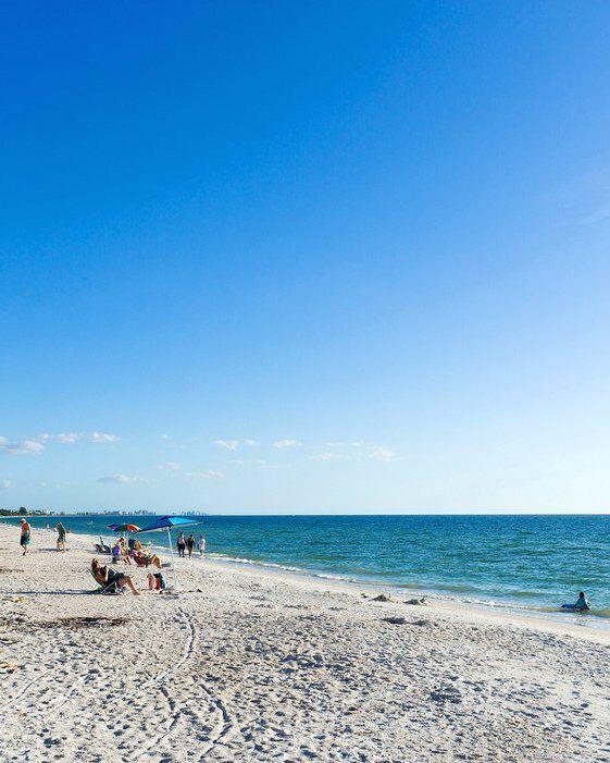 Barefoot Beach + Delnor Wiggins Pass  Naples, Florida