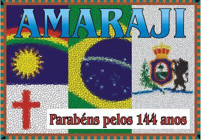 AMARAJI - DO BARONATO AO ANO 2000: Amaraji - 144 Anos de Fundação