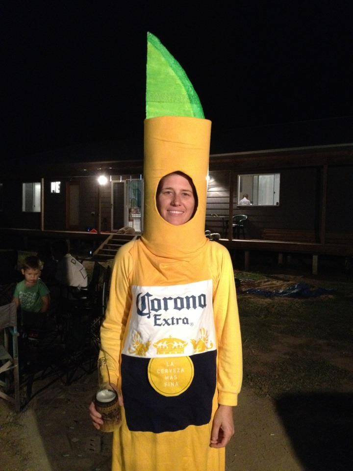 homemade Corona costume! Costumes, Sports day, Mexican party