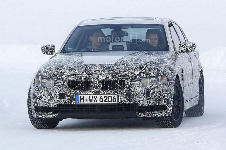 Следующее поколение BMW 3 серии выпустят в 2017 году