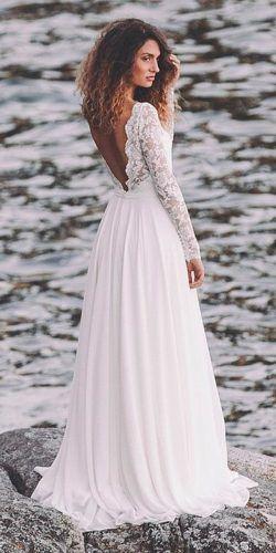 30 Simple Wedding Dresses For Elegant Brides | I D O by Haylee ...