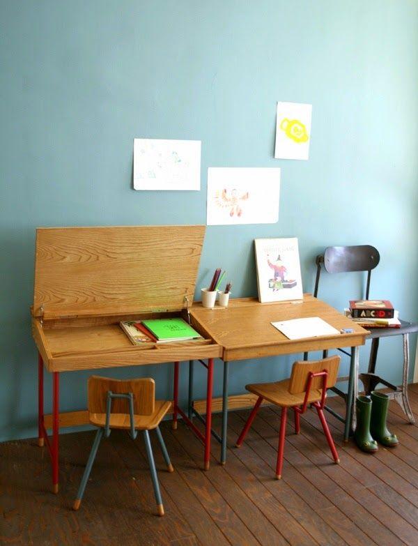 70 Ιδέες γραφείων για το παιδικό δωμάτιο και το εφηβικό! | Φτιάξτο μόνος σου - Κατασκευές DIY - Do it yourself