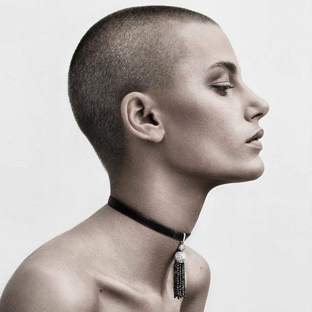 buzzed hair styles 234 best bald cuties images on hairdos 3038