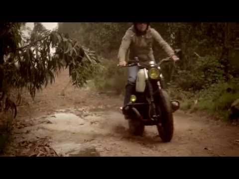 [Motor] BMW Scrambler  Thyrso Motorcycles - GN 125 - YouTube