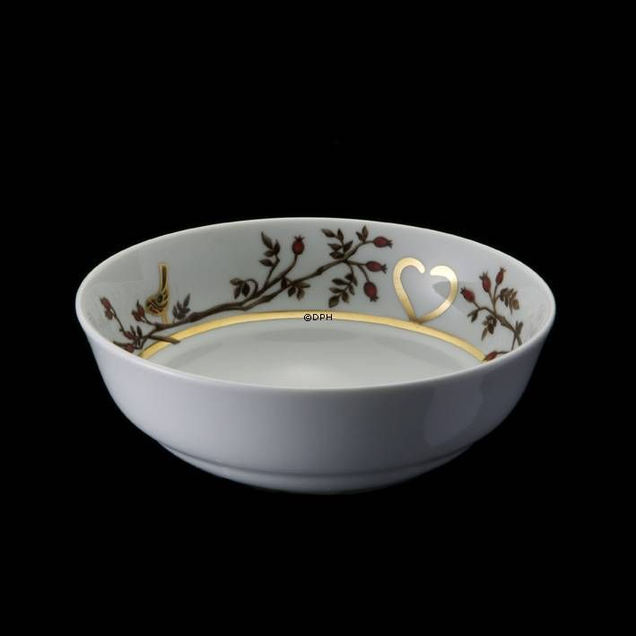 2004 Royal Copenhagen Chocolate bowl
