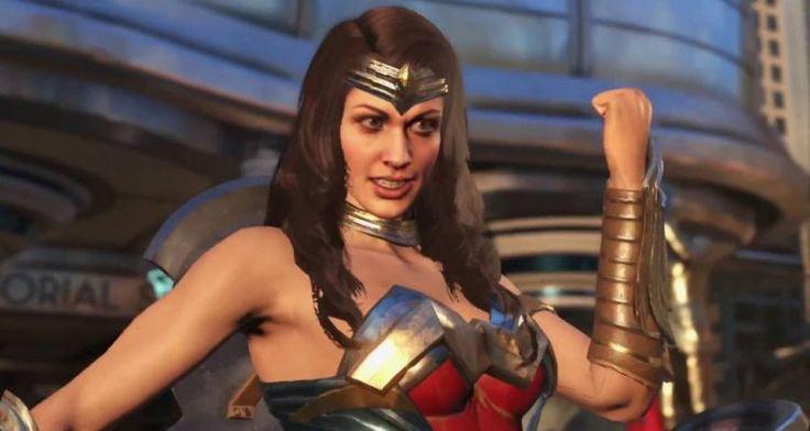 Game trailer of the week: 'Injustice 2' Wonder Woman & Blue Steel