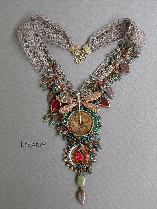 Unique jewellery by Nastasiya ILyashevich – Derya İtah