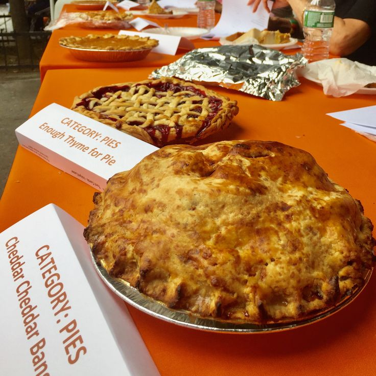 I was honored again to judge the annual Bake-Off at the Harlem Park To Park Harlem Harvest Festival held last month on St. Nicholas Avenue between 116th and 117th streets.