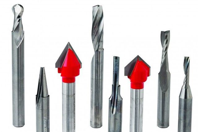 Freud CNC Router Bits  These seven new Freud CNC Router Bits with unique geometries are designed for smaller machines making signs, decorative carvings, and detailed inlays!   #freudtools #CNC #router #bits #signmaker #inlay #carpentry  https://www.protoolreviews.com/tools/power/accessories/freud-cnc-router-bits/29544/