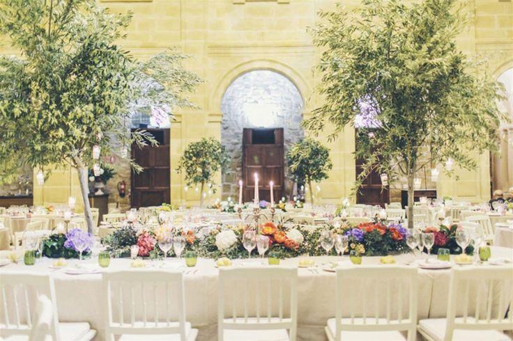 Una boda en Baeza |  Vogue