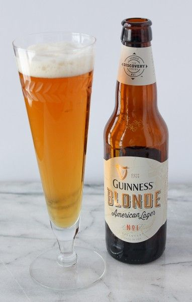 Guinness Blonde- The Culinary Cellar
