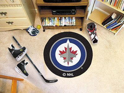Puck Mat - NHL - Winnipeg Jets