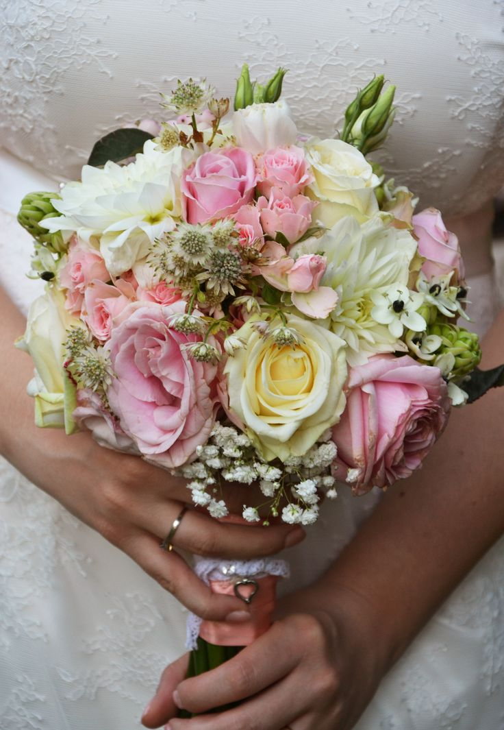 bouquet country elegante