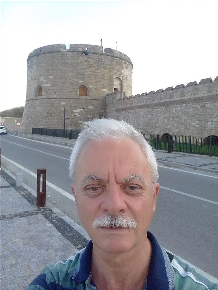Kilitbahir Kalesi Sarı Kule ve ben...!