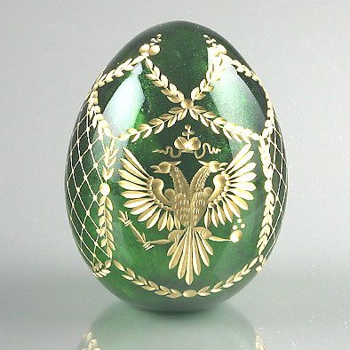 Frivolous Fabergè Fancies ❤ Spectacular Crystal Egg  <3