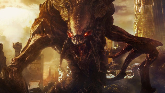 starcraft 2 heart of the swarm :O