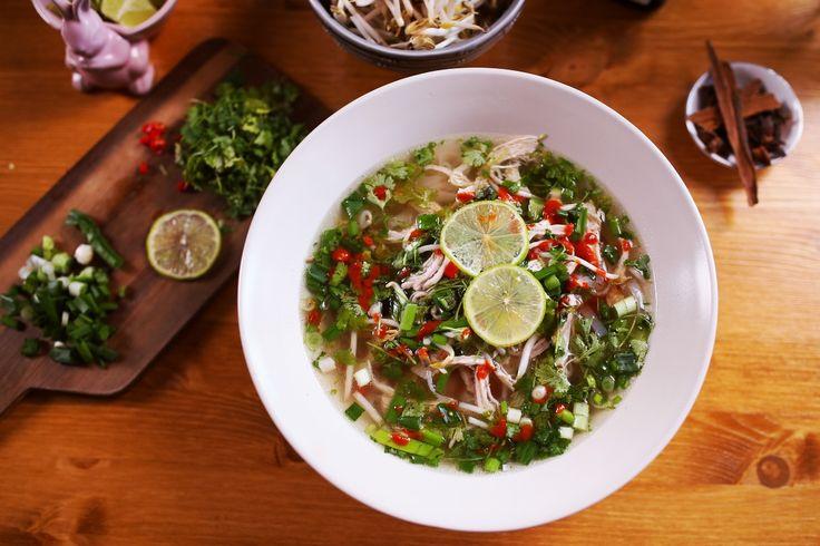 Így készül a PHO leves! • Fördős Zé Magazin