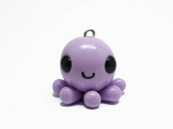 Petite pieuvre kawaii !! =D