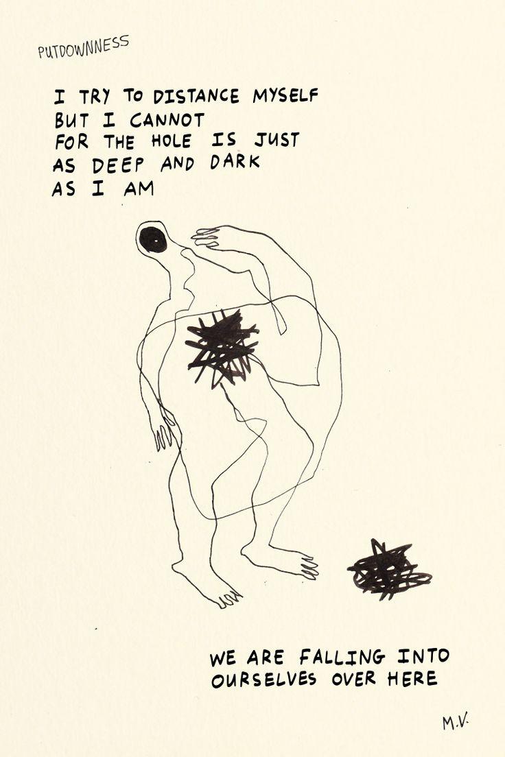 Putdownness 8 May 2015: Deep Dark Self