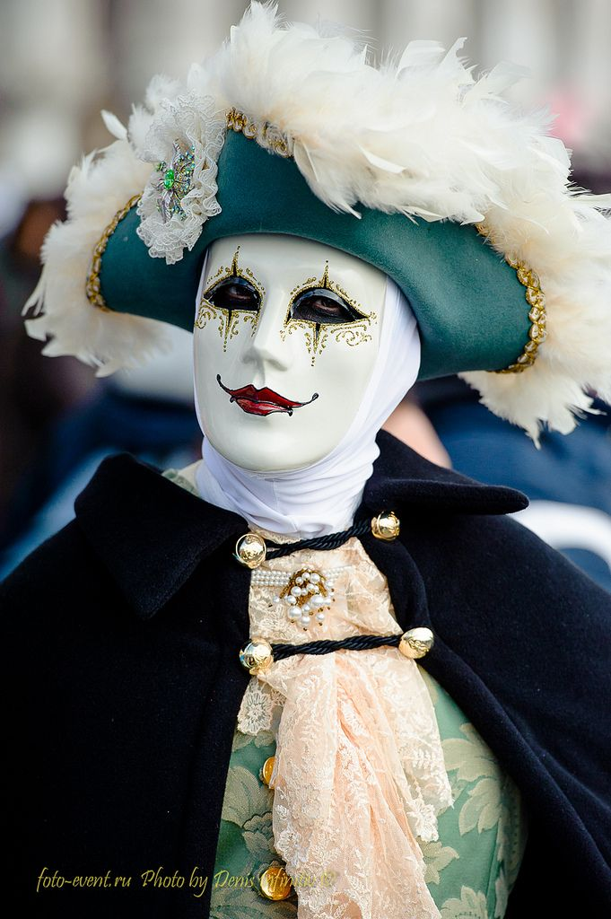 Венецианский карнавал 2013 - Профессиональный фотограф Денис Infinitiv