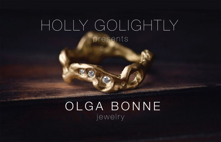 Holly Golightly Copenhagen Olga Bonne Campaign / Art Direction: Julie Svendal / OLGA BONNE