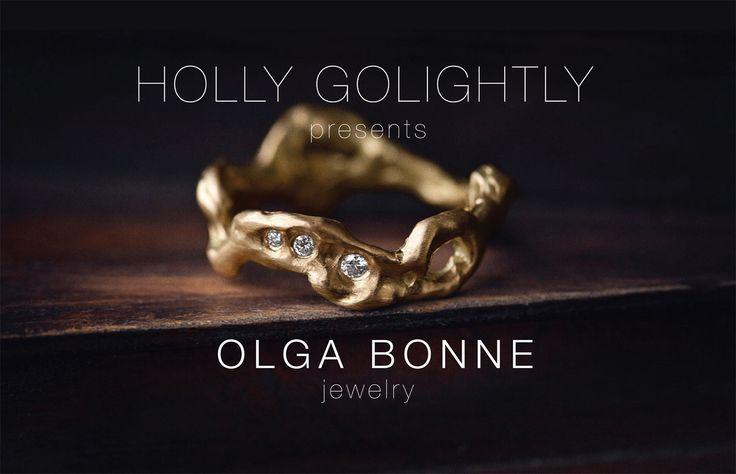 Holly Golightly Copenhagen Olga Bonne Campaign / Art Direction: Julie Svendal / OLGA BONNE