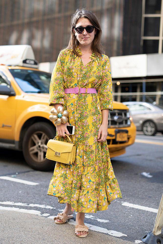 ae228eb48 Street Style  The Women of Men s Fashion Week Spring 2019 - theFashionSpot