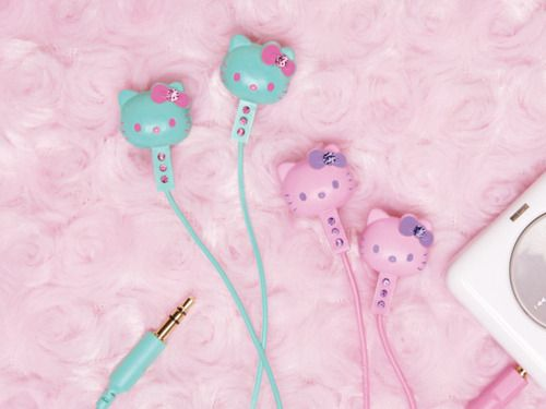 I don't like hello kitty but these are cute