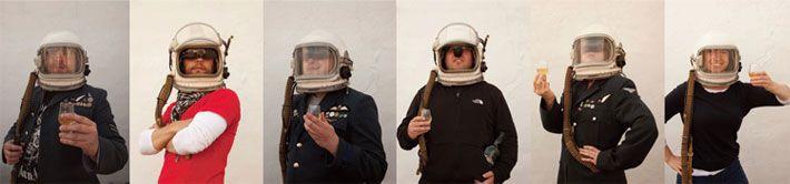 Regresa el whisky que estuvo en la Estación Espacial Internacional