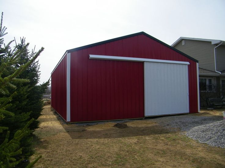 Pole Barn Package 30x40x10, kit, garage, post frame plans,building,horse barn