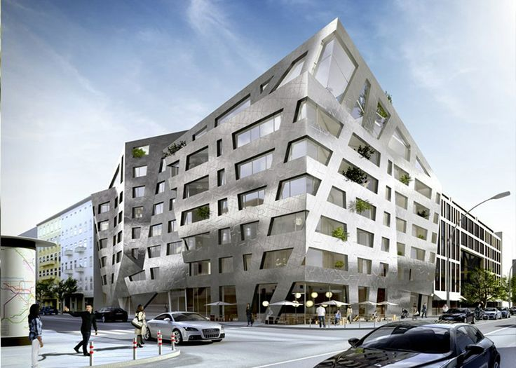 Berlino, Daniel Libeskind, Casalgrande Padana http://www.casalgrandepadana.com/index.cfm/1,812,html/