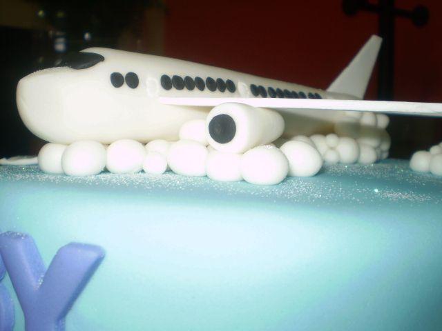Torta de avion II