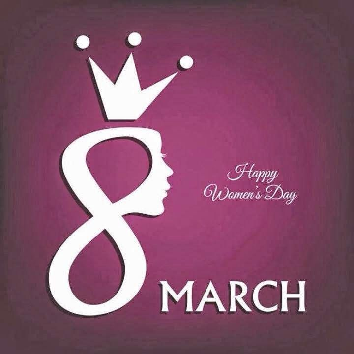 There is abundant life and light in the world because girls transform into women, and women transform the world... May there be special honor on this day, and more honor every day after in every possible way... Happy International Women's Day...xo