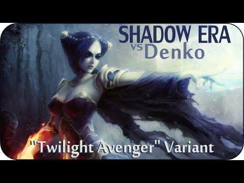 "Shadow Era : Shattered Fates #6 - "" Twilight Avenger Variant "" ( Ythan ) vs Denko ( Nishaven ) - YouTube Great walkthrough of a full Twilight deck and Twilight cards!  #tcg #ccg #app #freetoplay #shadowera www.shadowera.com"