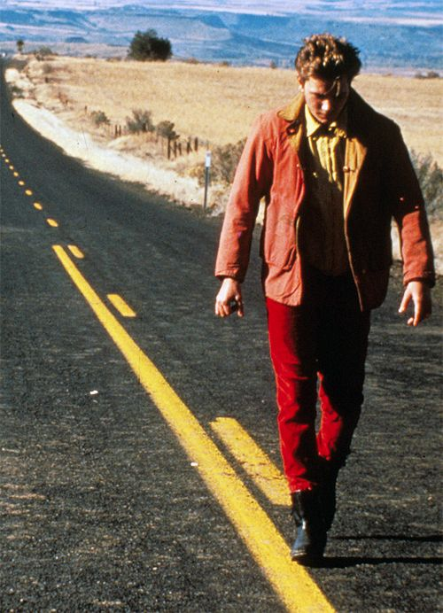 Mike Waters: I'm a connoisseur of roads. I've been tasting roads my whole life. This road will never end. It probably goes all around the world. - My Own Private Idaho (1991)