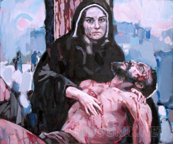 Мария Мария, Пиета, Иисус Христос, оплакивание Христа