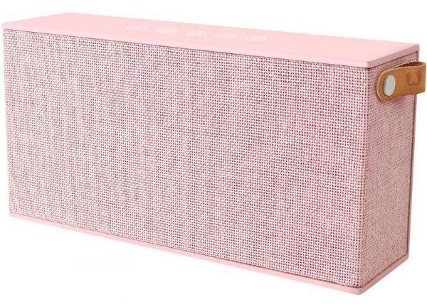 Fresh`n Rebel Bluetooth rockbox chunk fabrick edition różowy - Głośniki i zestawy głośnomówiące - Smartfony i tablety - Sklep internetowy Cyfrowe.pl