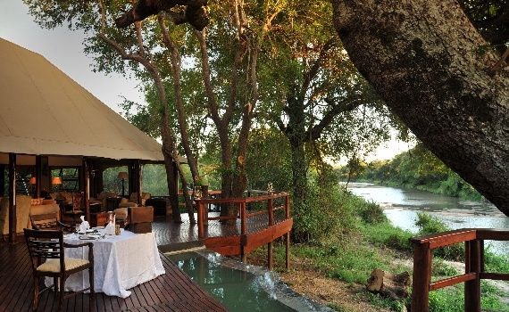 Hamiltons Tented Camp, Kruger National Park, South Africa