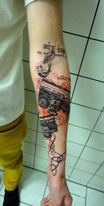 Such a great artist. Tattoo in France it will be then. Thinking an extension would be great on either wrist tattoo.