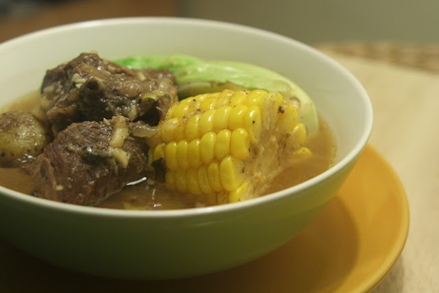 Nilagang Baka Filipino Food Recipe #Food