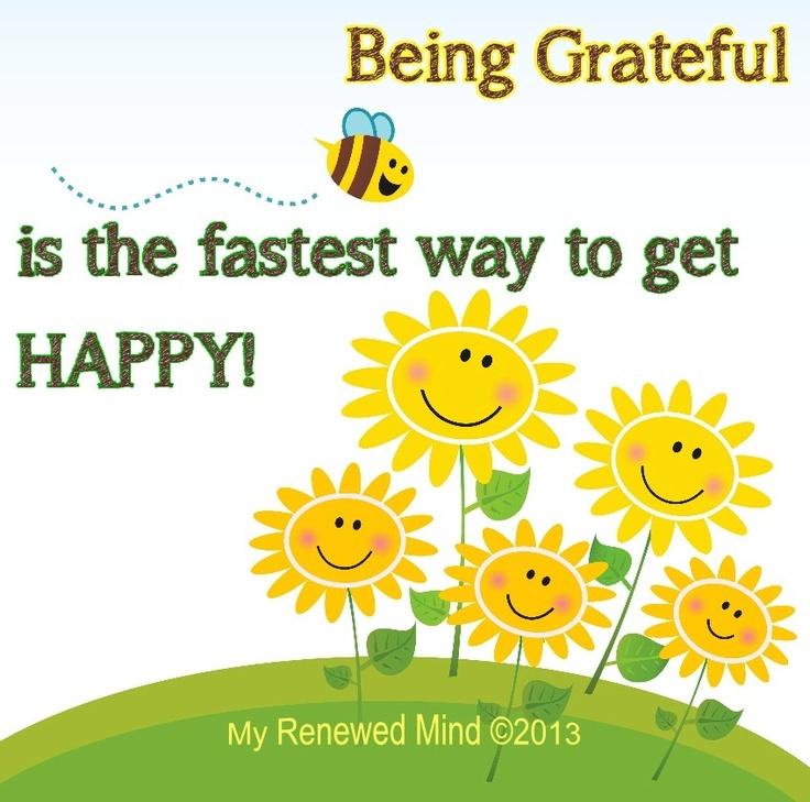 Being grateful.....:)