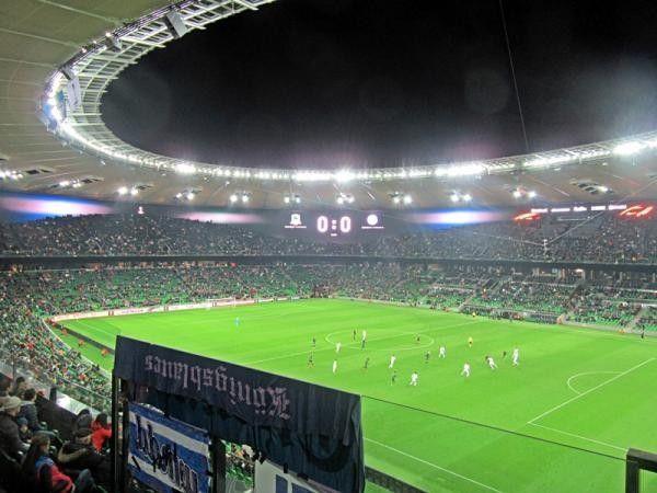 Fk Krasnodar Stadion