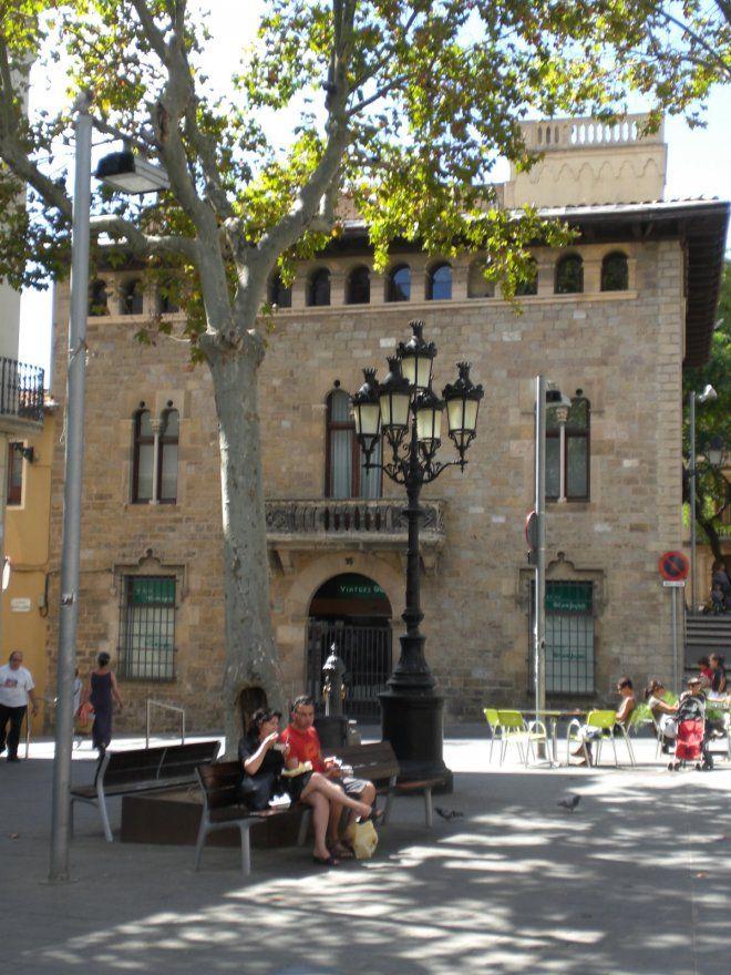 Plaça de Sarrià Barcelona 96311