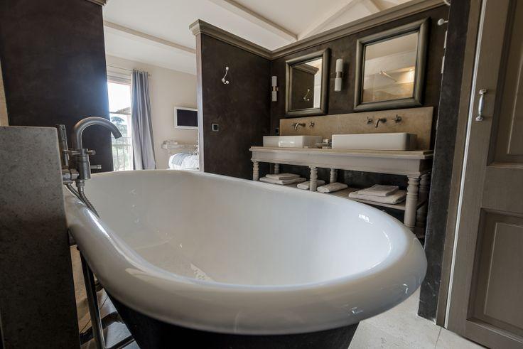 Salle de bain - Chambre Prestige #bastideduclos