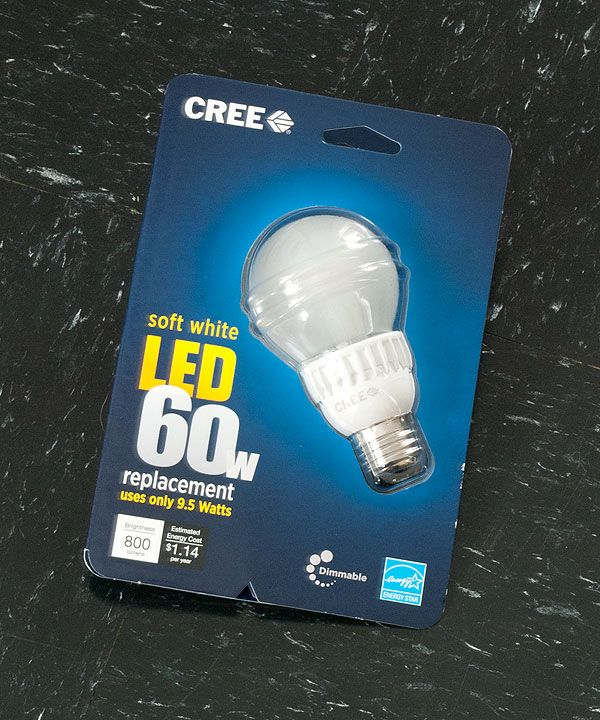 Finally, an attractive alternative to incandescent bulbs