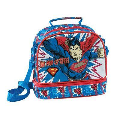 Superman Τσαντάκι φαγητού