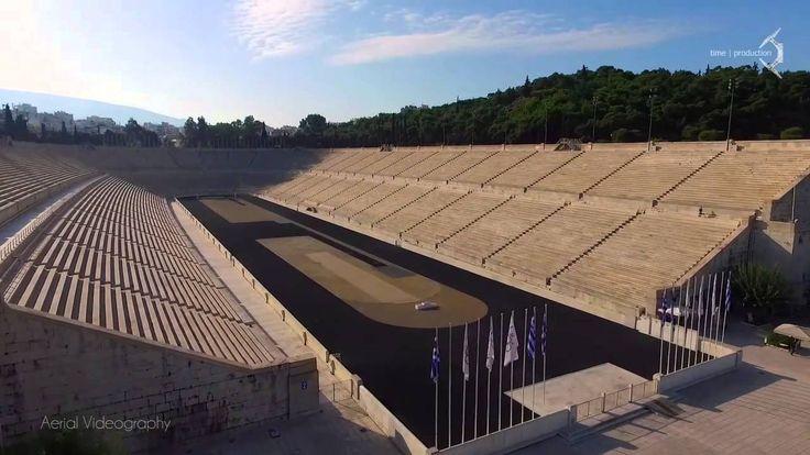 29ος ΓΥΡΟΣ ΑΘΗΝΑΣ - aerial videography